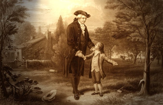 george-washington-and-the-cherry-tree